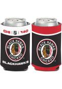 Chicago Blackhawks Reverse Retro Logo Coolie