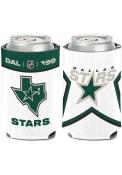 Dallas Stars Reverse Retro Logo Coolie