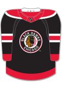 Chicago Blackhawks Reverse Retro Logo Pin