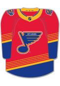 St Louis Blues Reverse Retro Logo Pin