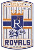Kansas City Royals retro Sign