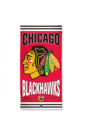 Chicago Blackhawks Team Logo Beach Towel