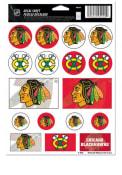 Chicago Blackhawks Team Logos Stickers