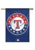Texas Rangers Team logo Banner