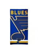 St Louis Blues 30 x 60 Team Logo Beach Towel