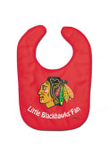 Chicago Blackhawks Baby All Pro Bib - Red