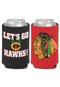 Chicago Blackhawks 2-Sided Slogan Coolie