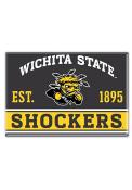 Wichita State Shockers 2.5x3.5 Magnet