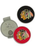 Chicago Blackhawks Ball Marker Cap Clip
