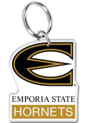Emporia State Hornets Acrylic Keychain