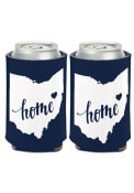 Ohio 12 oz State Shape Can Cooler Coolie