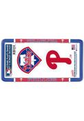 Philadelphia Phillies 2-Pack Decal Combo License Frame
