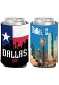 Dallas Ft Worth 12 oz Dallas Texas Coolie
