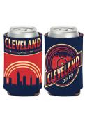 Cleveland 12 oz Vintage Graphic Coolie
