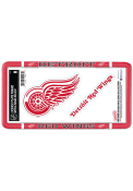 Detroit Red Wings 2-Pack Decal Combo License Frame