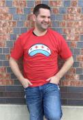 Chicago Red Bean Short Sleeve T Shirt
