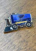 St Louis Blues Zamboni Pin
