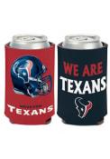 Houston Texans 12oz Can Coolie
