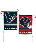 Houston Texans 12x18 inch 2-Sided Garden Flag
