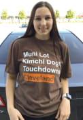 Cleveland Brown Fan Favorites Short Sleeve T Shirt