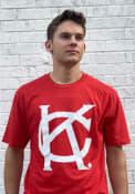 Kansas City Monarchs Red 45 Road Fashion Tee