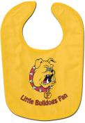 Ferris State Bulldogs Baby Little Fan Bib - Red