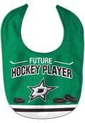 Dallas Stars Baby Future Hockey Player Bib - Green