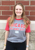 Chicago Grey Ringtone Short Sleeve T Shirt