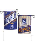 Kansas City Royals Cooperstown Garden Flag