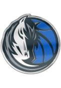 Dallas Mavericks Auto Badge Car Emblem - Blue
