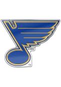 St Louis Blues Auto Badge Car Emblem - Blue