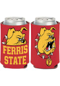 Ferris State Bulldogs 12 oz Can Coolie