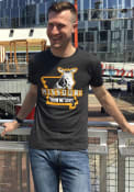 Charlie Hustle Missouri Black Show Me State Short Sleeve T Shirt