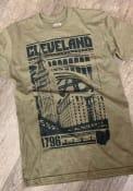 GV Art + Design Cleveland Bold Short Sleeve T Shirt