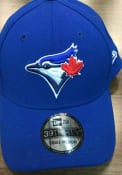 Toronto Blue Jays New Era Team Classic 39THIRTY Flex Hat - Blue
