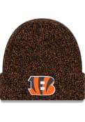 New Era Cincinnati Bengals Womens Black NFL18 Official Knit Hat