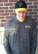 New Era Pittsburgh Pirates Batting Practice 2019 9TWENTY Adjustable Hat - Black