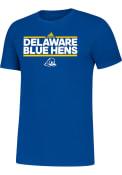 Delaware Fightin' Blue Hens Amplifier T Shirt - Blue