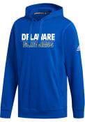 Delaware Fightin' Blue Hens Fleece Hooded Sweatshirt - Blue