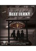 Dallas Ft Worth 3oz Black Label Beef Jerky Snack