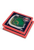 Minnesota Twins 3D Stadium View Coaster