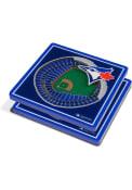 Toronto Blue Jays 3D Stadium View Coaster