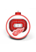 Detroit Red Wings 3D Stadium View Ornament