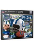 Indianapolis Colts 500 Piece Retro Puzzle