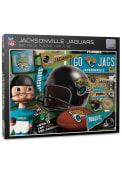 Jacksonville Jaguars 500 Piece Retro Puzzle