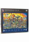 Indianapolis Colts 500 Piece Joe Journeyman Puzzle