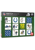 Indianapolis Colts Memory Match Game