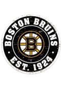 Boston Bruins Vintage Wall Sign