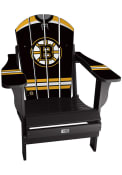 Boston Bruins Jersey Adirondack Beach Chairs