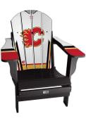 Calgary Flames Jersey Adirondack Beach Chairs